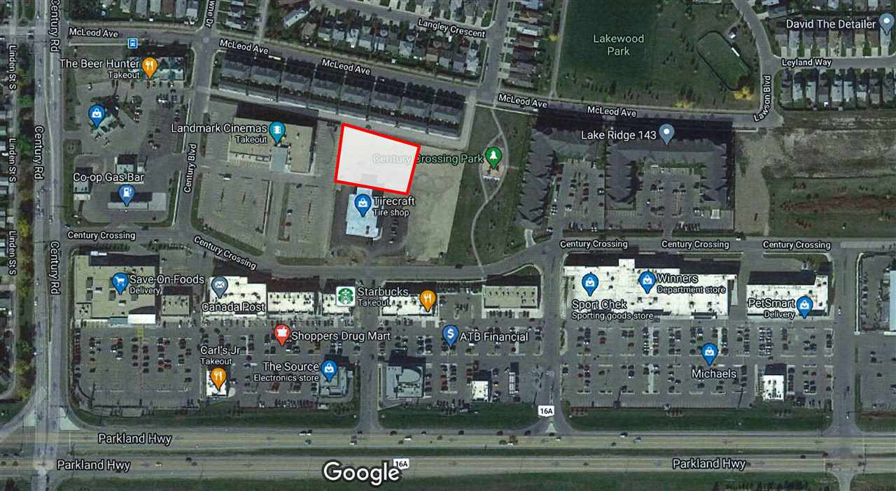 Land Commercial for Sale, MLS® # E4230797