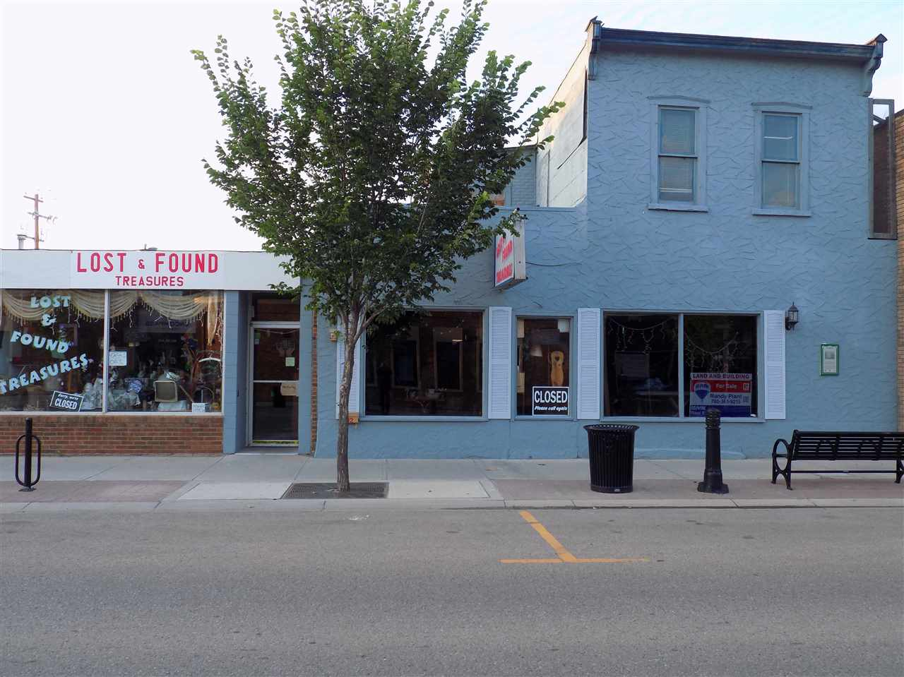 Retail Property for Sale, MLS® # E4237075