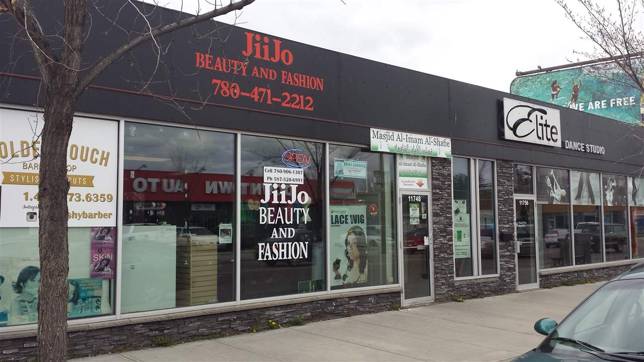 Retail Property for Sale, MLS® # E4241199