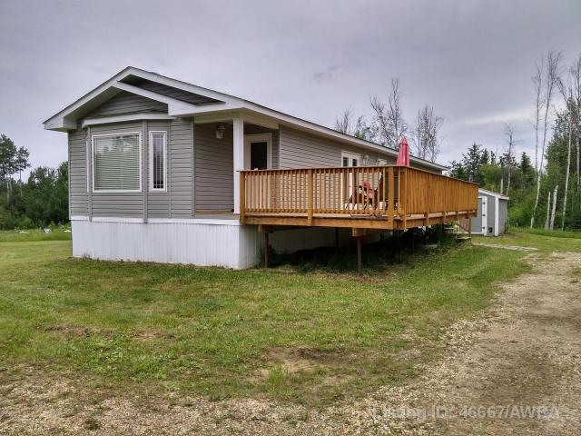 583057 Range Rd 120, 2 bed, 2 bath, at $285,000