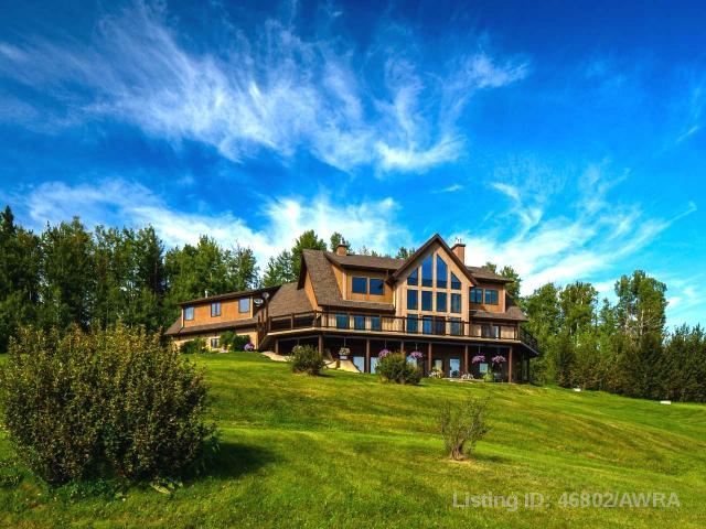 593068 Range Rd 124, 4 bed, 3 bath, at $1,280,000