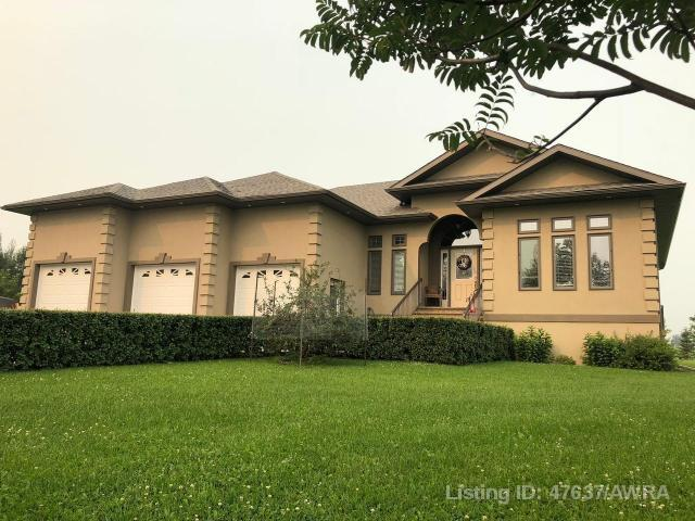 592014 Range Rd 124, 3 bed, 2 bath, at $629,900