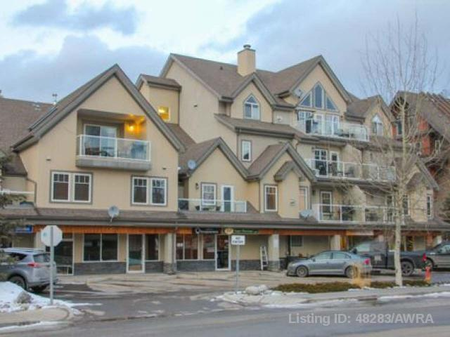 999 Bow Valley Trail 301, 2 bed, 2 bath, at $599,000