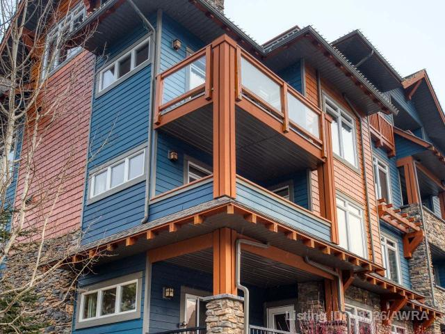 170 Kananaskis Way 208, 2 bed, 2 bath, at $497,208