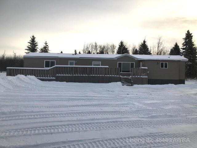 583057 Range Rd 120 Lot 6, 3 bed, 2 bath, at $319,900