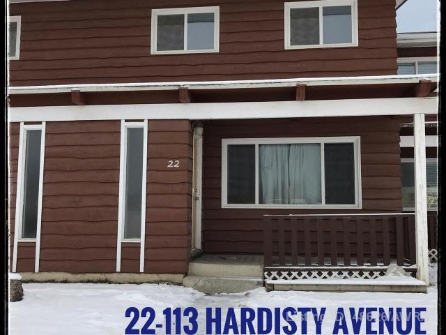 113 Hardisty Ave 22, 3 bed, 2 bath, at $129,500