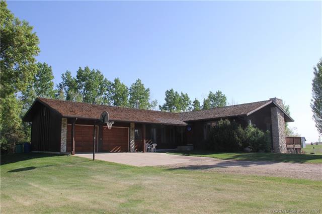 44513 Range Road 172, 5 bed, 4 bath, at $485,000