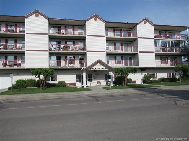 5020 49 Street #403, 1 bed, 1 bath, at $180,000