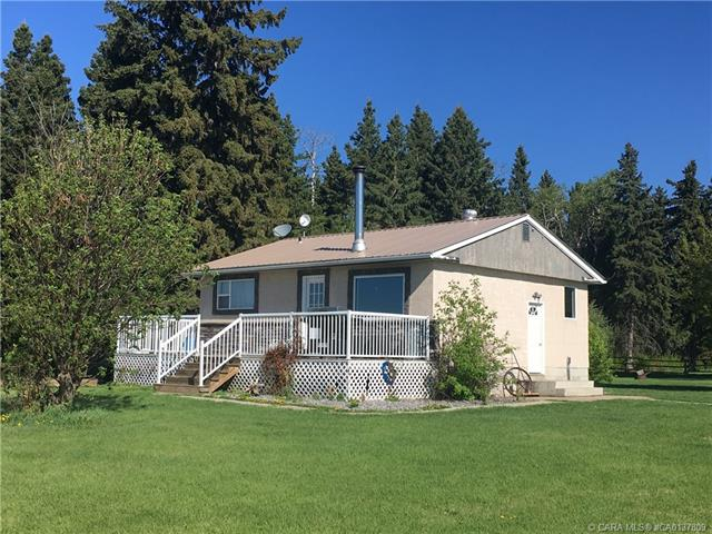 425001 Range Road 30, 2 bed, 1 bath, at $319,000