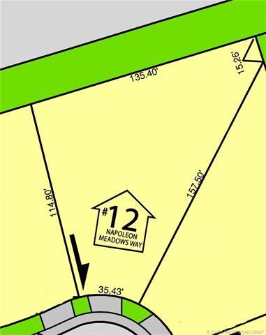 12 Napoleon Meadows Way, at $134,000