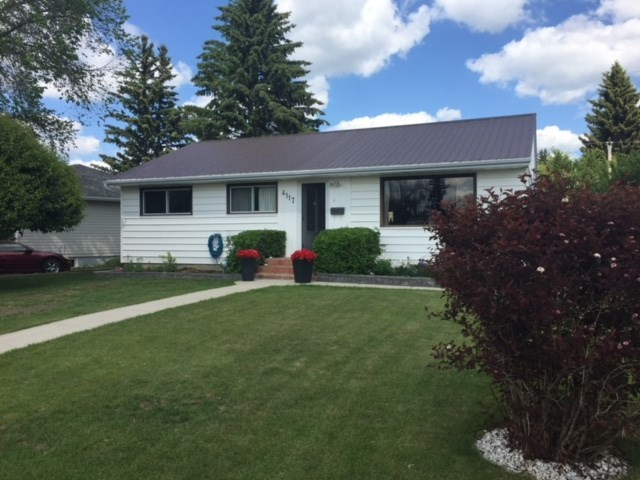 4117 38 Avenue, 4 bed, 2 bath, at $279,900
