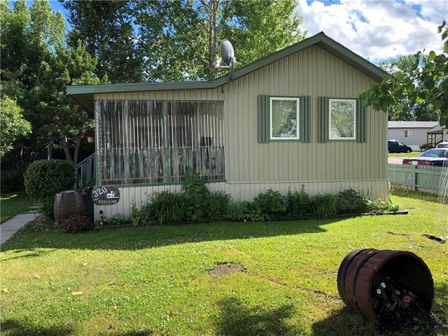 38550 Range Road 25 A, 2 bed, 1 bath, at $40,000