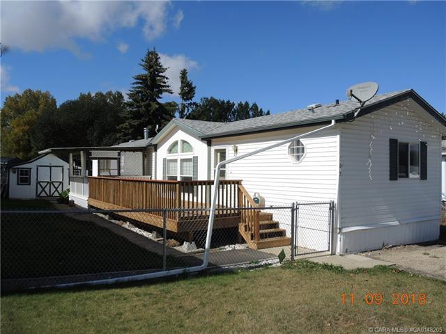 38550 Range Road 25 A, 3 bed, 2 bath, at $75,000