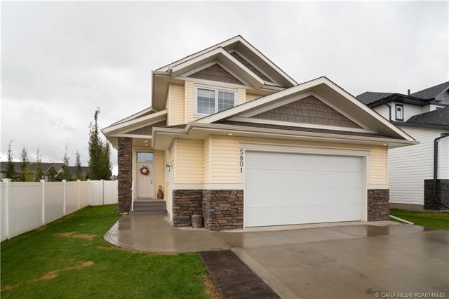 5801 Maple Crescent, 4 bed, 3 bath, at $439,000