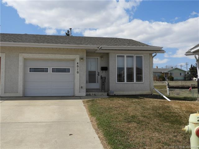 4816 55 Avenue, 2 bed, 2 bath, at $247,900