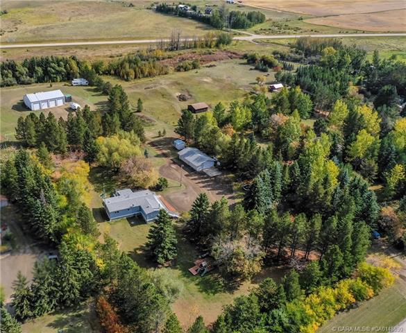 41121 Range Road 263, 5 bed, 2 bath, at $590,000