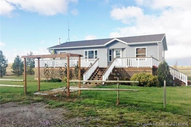 390043 Range Road 6 0, 5 bed, 2 bath, at $514,000