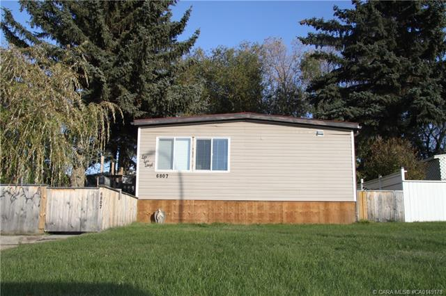 6807 63 Avenue, 3 bed, 2 bath, at $69,900