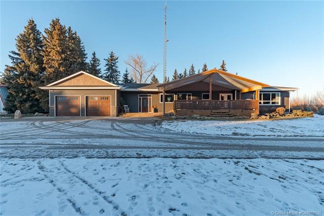 39430 Range Road 283, 5 bed, 4 bath, at $1,275,000