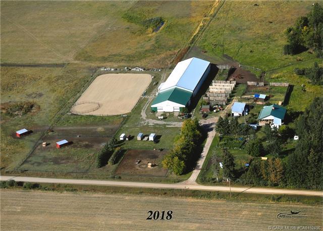 32060 Range Road 41, 4 bed, 2 bath, at $1,400,000