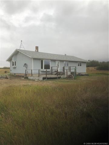36118 Range Road 145, 3 bed, 2 bath, at $54,900