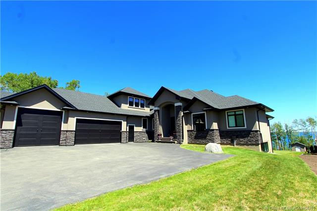 39321 Range Road 24, 4 bed, 4 bath, at $1,490,000