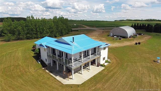 43026 Range Road 260, 5 bed, 3 bath, at $775,000
