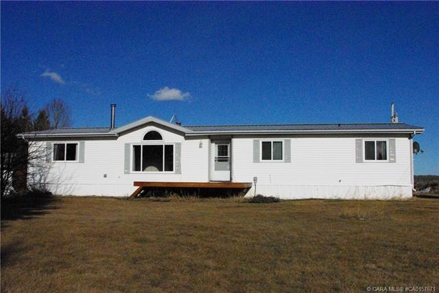 395039 Range Road 55, 3 bed, 2 bath, at $350,000