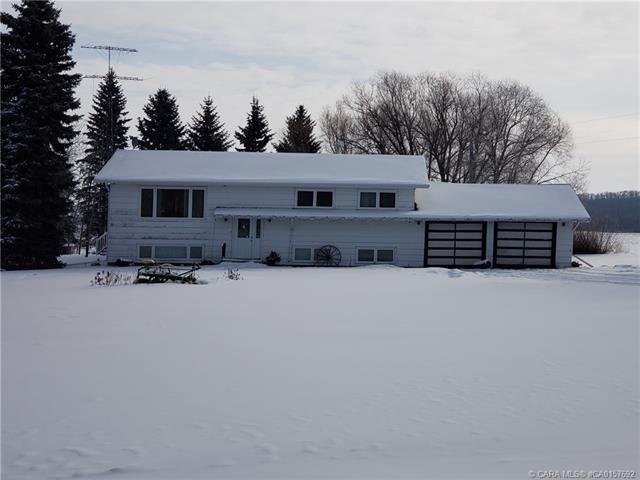 425077 Range Road 234, 5 bed, 2 bath, at $355,000