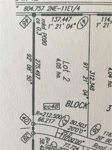 431029 Lot 2 Range Road 261, at $500,000