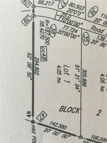 431029 Lot 1 Range Road 261, at $1,500,000
