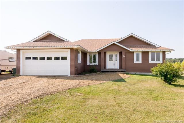 422033 Range Road 24, 4 bed, 4 bath, at $469,900