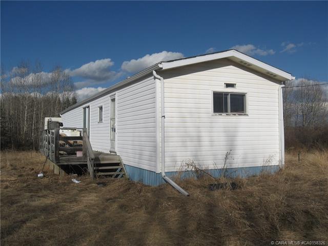 344035 Range Road 4 5, 3 bed, 2 bath, at $165,000