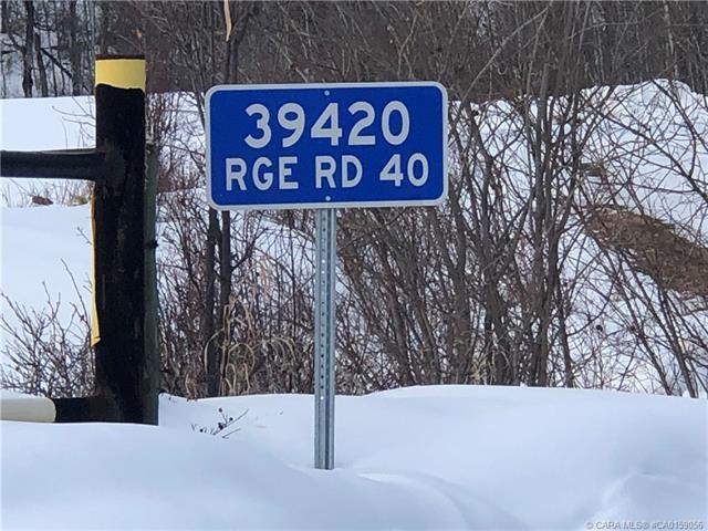 39420 Range Road 40, 2 bed, 1 bath, at $625,000