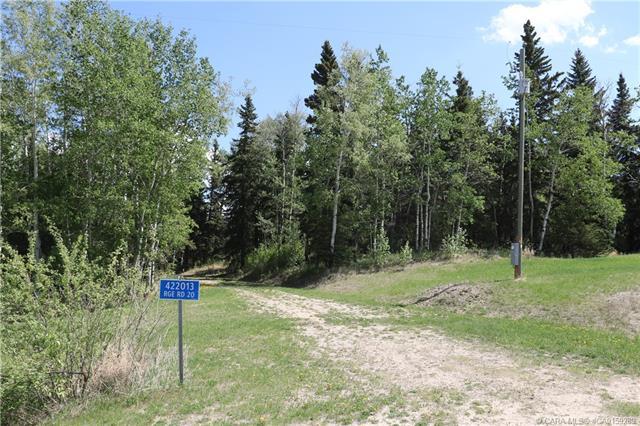 422013 Range Road 20, at $339,000