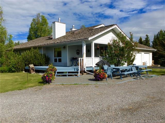 391011 Range Road 4 5, 4 bed, 2 bath, at $890,000