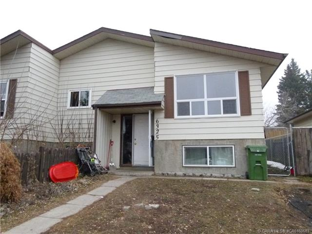 6325 58 Avenue, 4 bed, 2 bath, at $175,000