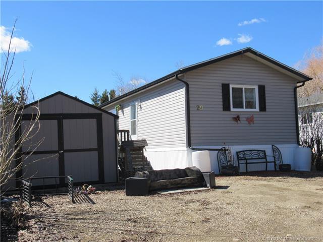 38138 Range Road 283 #29, 3 bed, 2 bath, at $74,900