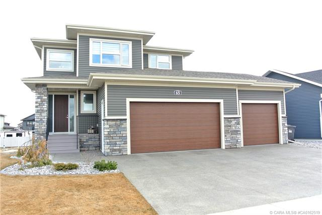 65 Lundberg Crescent, 4 bed, 4 bath, at $824,900