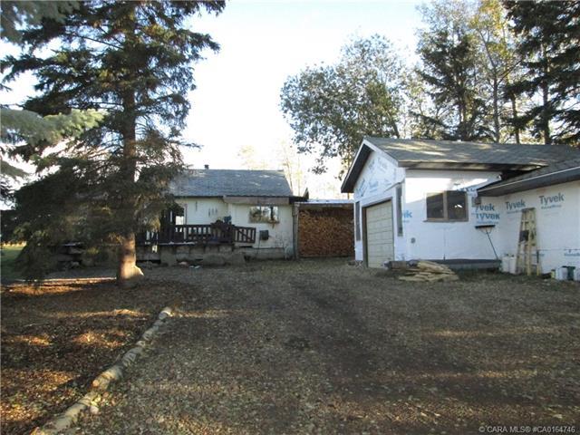 38475 Range Road 25 A, 3 bed, 1 bath, at $280,000