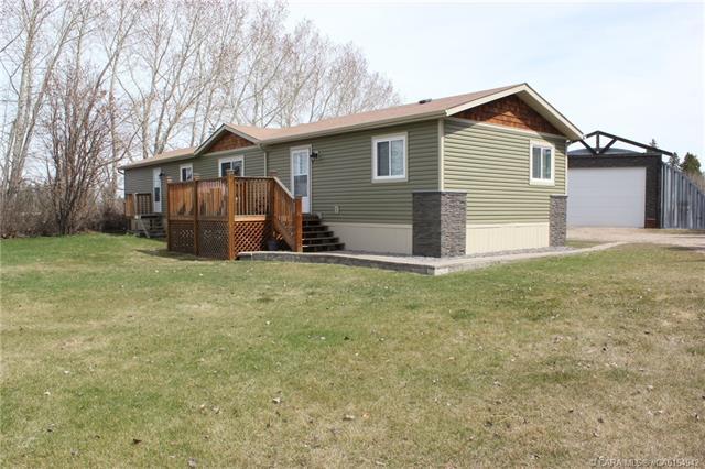 35541 Range Road 13, 4 bed, 2 bath, at $449,900
