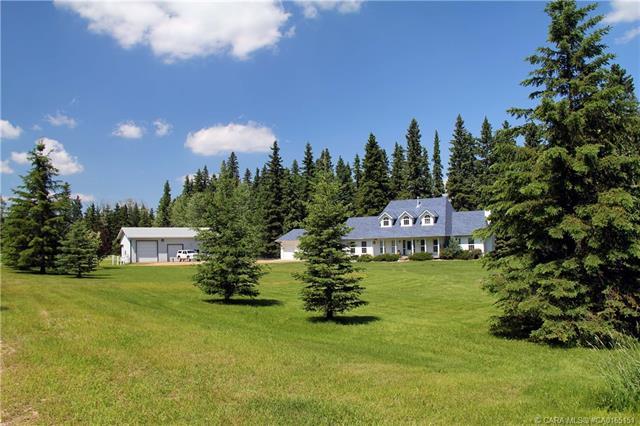 38407 Range Road 21, 3 bed, 3 bath, at $649,900