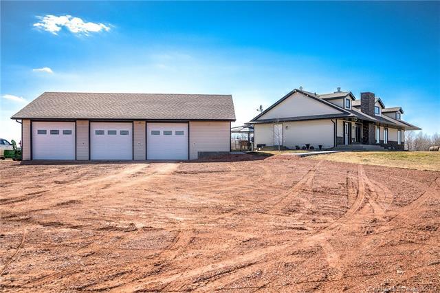 47344 Range Road 180, 5 bed, 4 bath, at $589,000