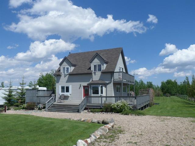 41251 Range Road 210, 4 bed, 2 bath, at $397,000