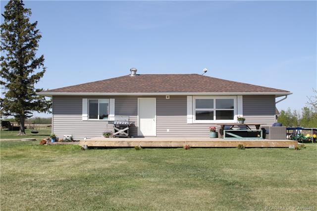 45534 Range Road 181, 4 bed, 2 bath, at $329,000