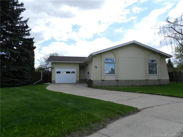 23 Michener Close, 4 bed, 2 bath, at $349,500