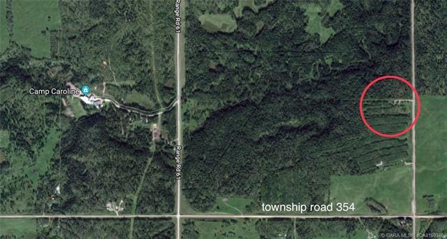 354040 Range Road 6 0, at $155,000
