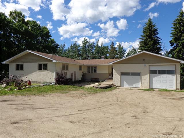 39170 Range Road 282, 5 bed, 3 bath, at $675,000