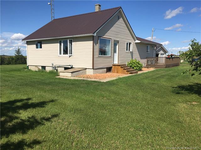 35557 Range Road 17 5, 4 bed, 2 bath, at $299,000