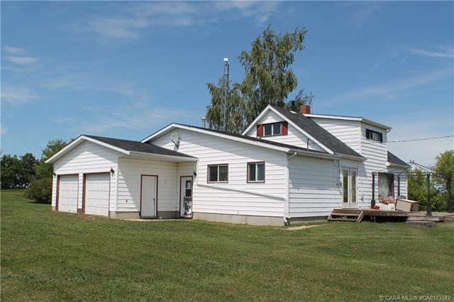 41179 Range Road 135, 4 bed, 2 bath, at $69,900
